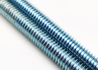 Grade 4.8 / 6.8 / 8.8 Carbon Steel Material of Full Threaded Rods For Construction Building DIN975 Standard