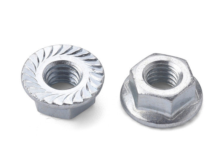 carbon  steel  m3-m72  flange  nut  with  standard  DIN  BSW
